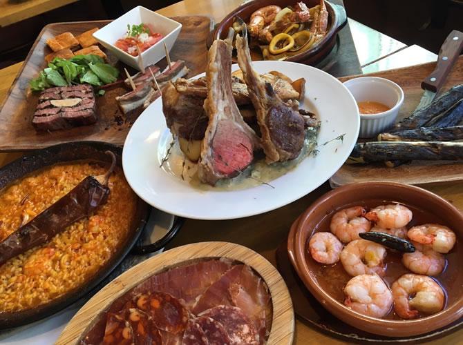 品川 スペイン 料理